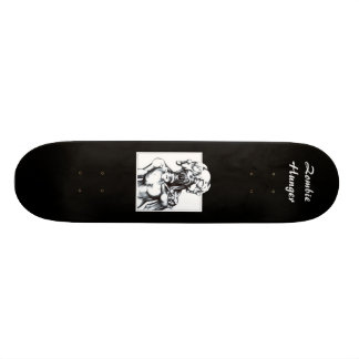 Zombie Hunger Skate Board Deck