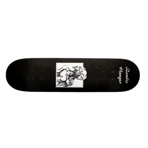 Zombie Hunger Skateboard