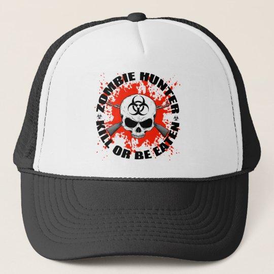 Zombie Hunter 1 Trucker Hat