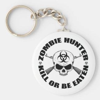 Zombie Hunter 2 Key Ring