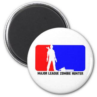 zombie hunter 2 6 cm round magnet