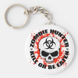 Zombie Hunter 3 Key Ring