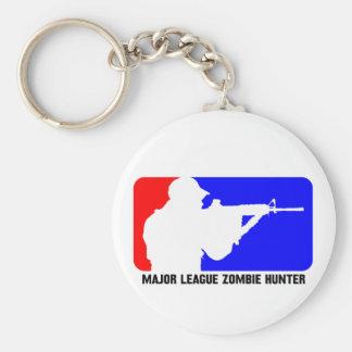zombie hunter 3 key chain