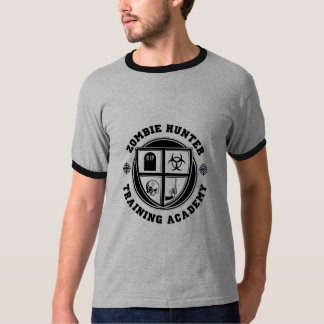 Zombie Hunter Academy T-Shirt