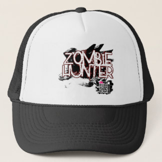 Zombie Hunter - Augmented Reality Fashions Trucker Hat