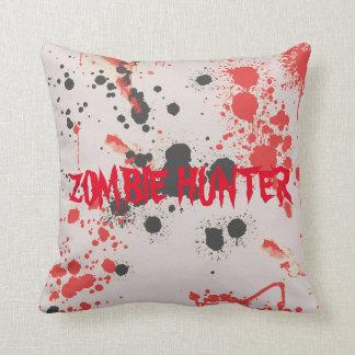 Zombie Hunter Cushion