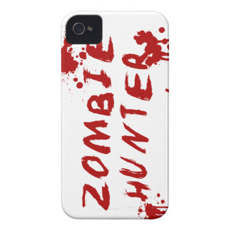 Zombie Hunter Gorey iPhone Cover - Walking Dead