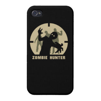 Zombie hunter iphone case walking dead undead cool case for the iPhone 4