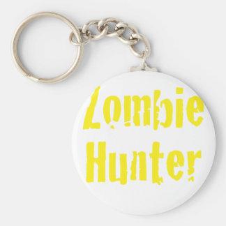Zombie Hunter Keychains