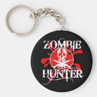 Zombie Hunter Key Chains