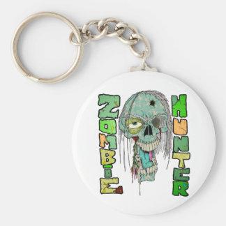 Zombie Hunter Pride Keychain