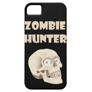 Zombie Hunter Skull iPhone Cover - Walking Dead iPhone 5 Covers