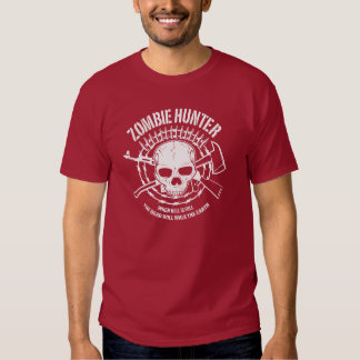 Zombie Hunter Tee Shirt