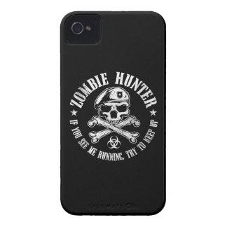 zombie hunter undead living dead Case-Mate iPhone 4 case