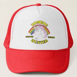 Zombie Hunter: Unicorn Cavalry Hat