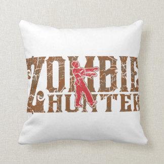 Zombie Hunter Walking Dead Gifts Cushion