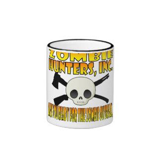 Zombie Hunters, Inc. Coffee Mugs