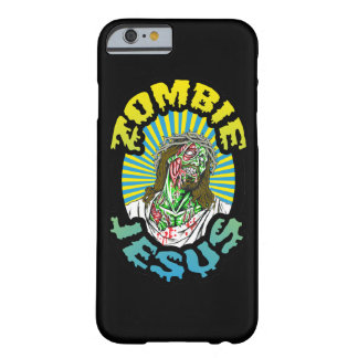 Zombie Jesus Barely There iPhone 6 Case
