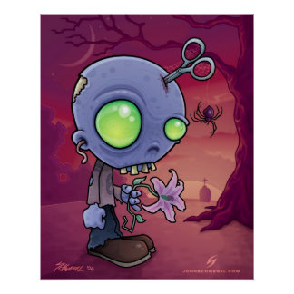 Zombie Jr. Posters