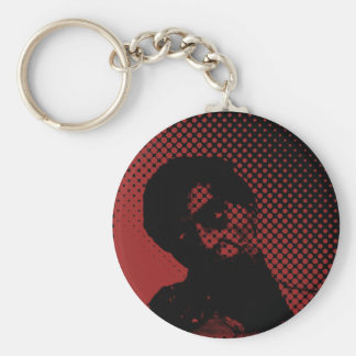 Zombie Key Ring