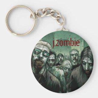 zombie keychain