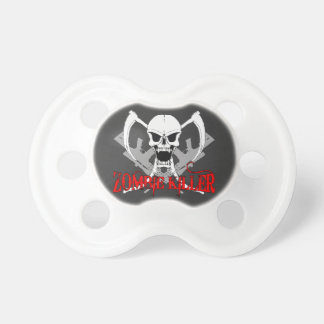 zombie killer 3 baby pacifiers