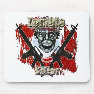 Zombie Killer 4 Mouse Mat