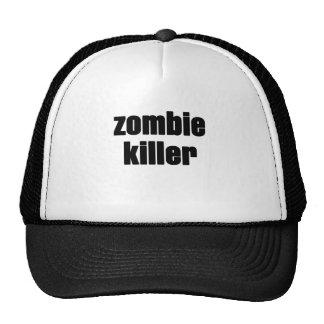 zombie killer hat