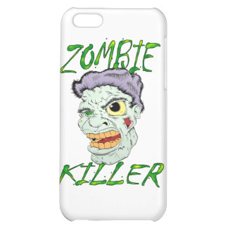 ZOMBIE KILLER iPhone 5C COVERS