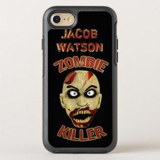 Zombie Killer Name template OtterBox Symmetry iPhone 8/7 Case