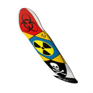 Zombie Killerz Skateboardz Skateboard Decks