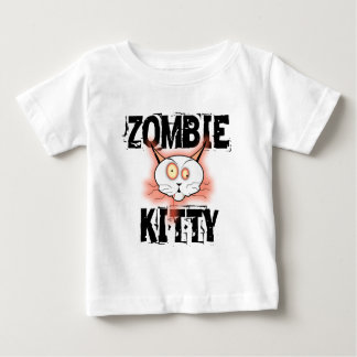 Zombie Kitty Baby T-Shirt