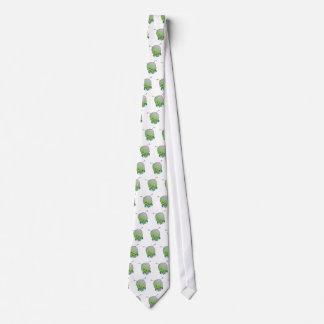 Zombie Ladybug Tie