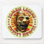 Zombie Legend Mousemat