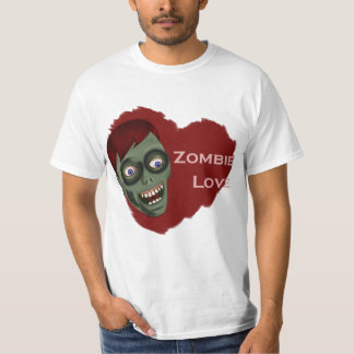 Zombie Love Anti Valentine's Shirt