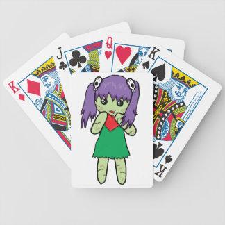 Zombie Love Card Decks
