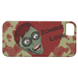 Zombie Love iPhone 5 Barely There Case iPhone 5 Case