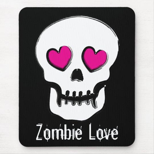 Zombie Love Mouse Mat