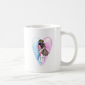 Zombie Love Basic White Mug