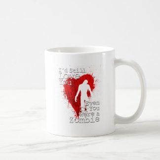 Zombie Love Coffee Mug