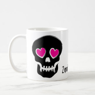 Zombie Love Coffee Mugs