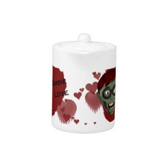 Zombie Love Teapot