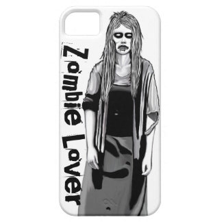 Zombie Lover Iphone Cover