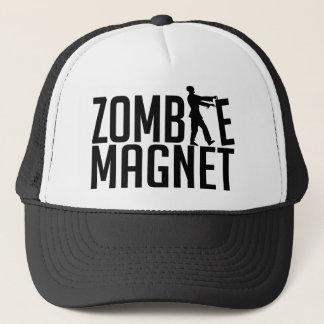 ZOMBIE MAGNET hat