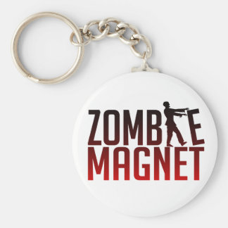 ZOMBIE MAGNET key chain