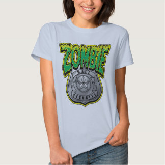 Zombie Mall Security Shirt