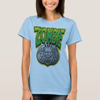 Zombie Mall Security T-Shirt