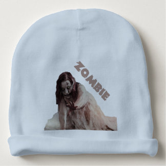 Zombie married baby beanie
