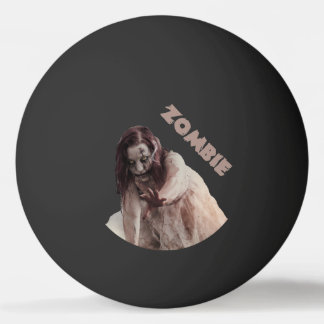 Zombie married ping pong ball