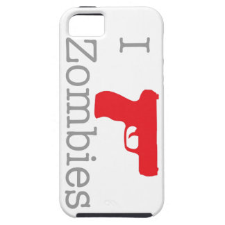 Zombie Mated iPhone 5 Cover